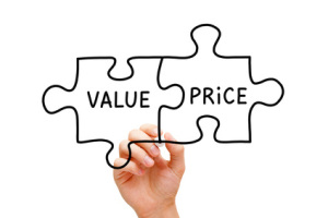 O valor de uma empresa